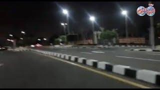 أخبار اليوم | لحظة وصول احمد شفيق لمطار القاهرة     -