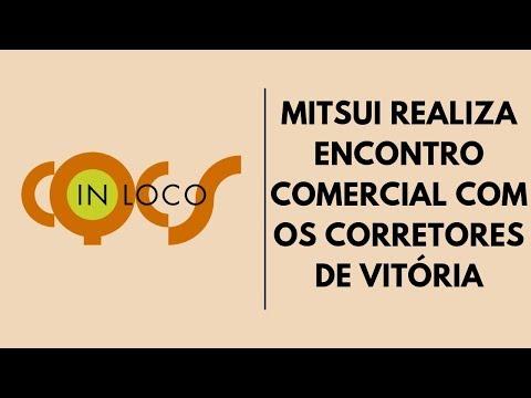 Imagem post: Mitsui Sumitomo realiza encontro comercial com Corretores de Vitória