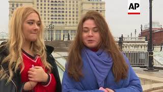 Excitement builds in Moscow ahead of FIFA World Cup draw