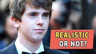 How Accurate Is The Autism Displayed On The Good Doctor? | ⭐OSSA