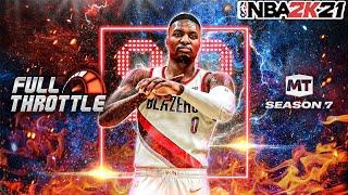 BREAKING DOWN THE SEASON 7: FULL THROTTLE COURTSIDE REPORT! NBA 2K21 MyTEAM