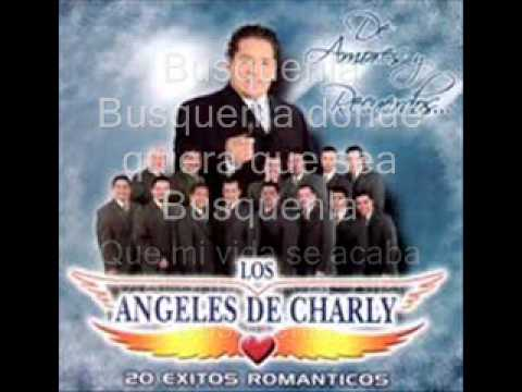 busquenla-angeles de charly + letra