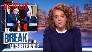 The Break with Michelle Wolf | Pledge of Allegiance | Netflix