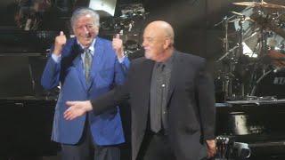 """New York State of Mind"" Tony Bennett & Billy Joel@Madison Sq Garden New York 4/12/19"