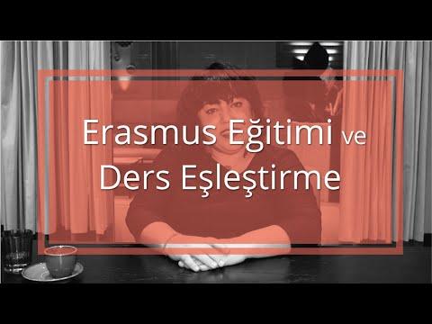 Erasmus'ta Eğitim Nedir, Ders Eşleştirme Nasıl Yapılıyor? / Erasmus #1
