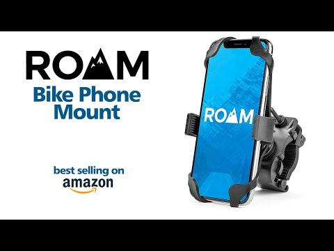 video Bike Phone Mount