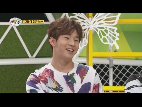 [World Changing Quiz Show] 세바퀴 - Henry had a date with his girlfriend for seven years   20150529