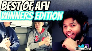 Best Of AFV - Winners Edition | America's Funniest Home Videos | Reaction