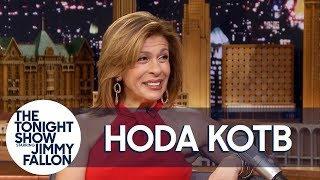 Hoda Kotb Celebrates a Year with Savannah Guthrie as First Female Co-Hosts of TODAY