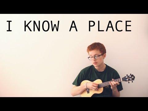I Know A Place – Conan Gray (Ukulele Cover)