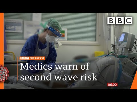 UK must prepare for second virus wave, health leaders - Covid-19 Top stories this morning - BBC