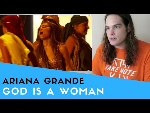Voice Teacher Reacts to Ariana Grande 'God Is a Woman' | 2018 Video Music Awards