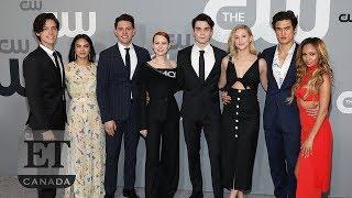 'Riverdale' Cast Talk Show's Variety Of Fans