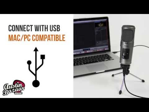 CAD U1000 Microphone | USB Mic for PC / MAC