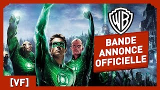 Green lantern :  bande-annonce VF
