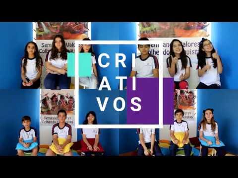 CRIATIVOS #10 - CONTOS E LENDAS