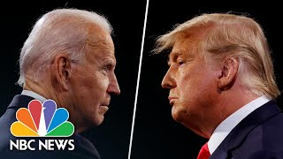 Final Presidential Debate Highlights Between Trump And Biden | NBC News