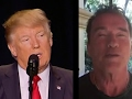 AP-Trump, Schwarzenegger trade barbs over TV ratings..