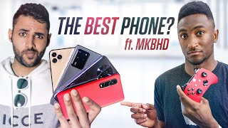 Top Smartphones of 2020?  ft. MKBHD