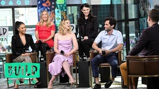 Penn Badgley, Shay Mitchell, Elizabeth Lail, Sera Gamble & Caroline Kepnes Talk Lifetime's