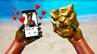 Master Key's NEW Girlfriend!   A Fortnite Film