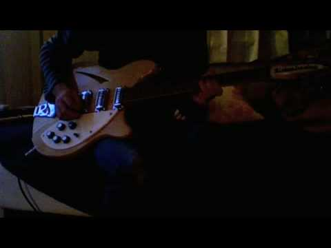 GENTLE TUESDAY: PRIMAL SCREAM RICKENBACKER 12 Strings