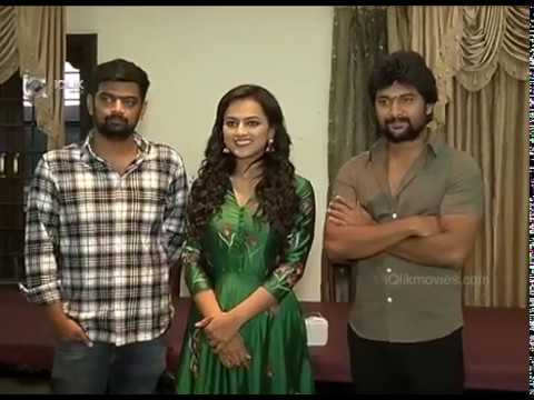 Natural Star Nani's JERSEY Movie Pooja Ceremony