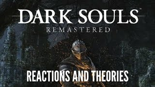 'Dark Souls: Remastered': Teaser Trailer Reaction and Gameplay Theories (SWITCH, XBOX ONE, PS4 & PC)