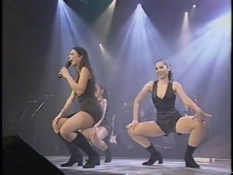 Baixar Banda Eva (c/ Ivete Sangalo) ao Vivo no Olympia - São Paulo - 1997 (Show completo)