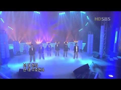 2004 Shinhwa Come Back Stage