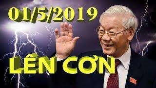 CẬP NHẬT TIN TỨC về sức khỏe ông Nguyễn Phú Trọng ngày 01/5