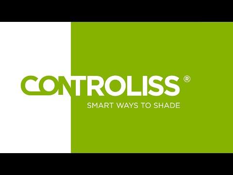 Controliss Battery Powered Roller Blinds