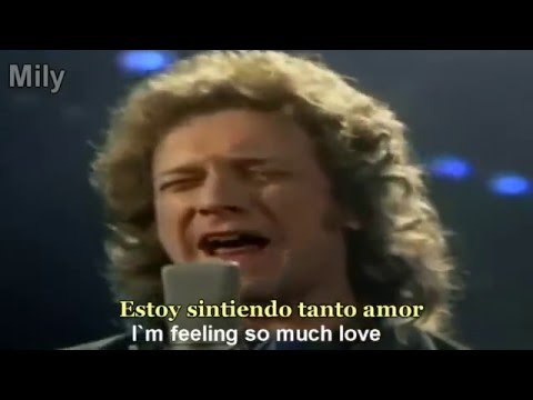 Foreigner 'I Want To Know What Love Is Subtitulado Español Ingles