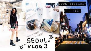 🌃 Being present & enjoying moments | Seoul travel vlog ⓷