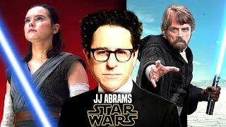 Star Wars! JJ Abrams Responds To Backlash & Episode 9 (Star Wars News)