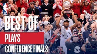 Best Plays of the Conference Finals! | 2019 NBA Playoffs