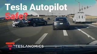 Is Tesla Autopilot Safe?