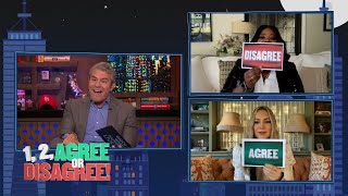 Hollywood Opinions from Octavia Spencer & Kate Hudson   WWHL