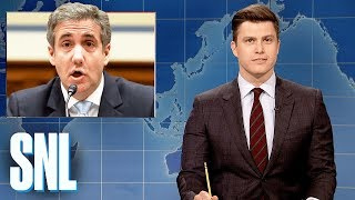 Weekend Update: Michael Cohen's Congressional Testimony - SNL