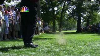 Tiger Woods' best moments of 2009