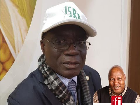 L'interview du Directeur scientifique de l'ISRA Dr El Hadji TRAORE  au SIA  à Paris 2018