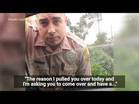 Woman Performs Citizen's Arrest On Cop