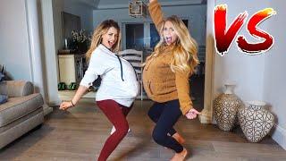 BABY MAMA DANCE BATTLE!!! (Savannah VS Madison)