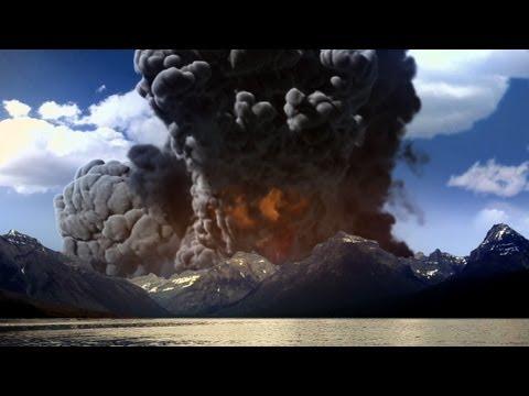 Yellowstone Super-Eruptions | Curiosity: Volcano Time Bomb