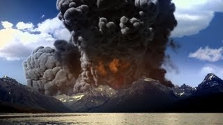 Yellowstone Super-Eruptions   Curiosity: Volcano Time Bomb