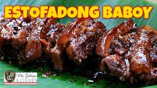 ESTOFADONG BABOY or PORK ESTOFADO (Mrs.Galang's Kitchen S9 Ep10)