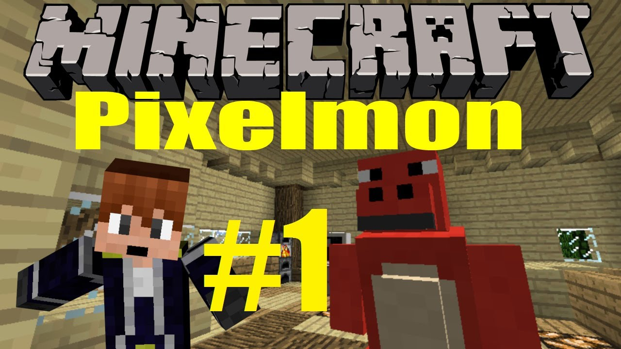 Minecraft pixelmon server edition episode 1 charmander - Pixelmon ep 1 charmander ...
