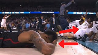 Craziest March Madness Buzzer Beaters & Upsets of All-Time
