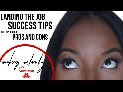 Working for State Farm Insurance in Sales: What to expect, Training, How to Succeed