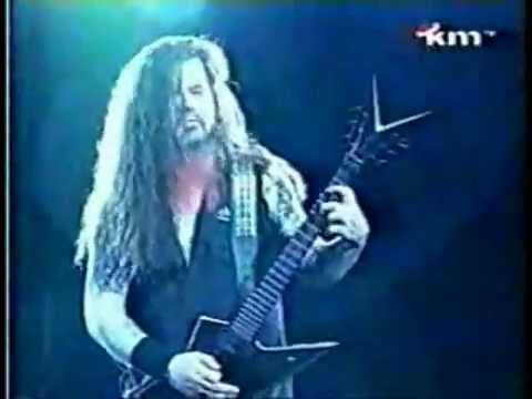 Pantera Floods solo Including outro